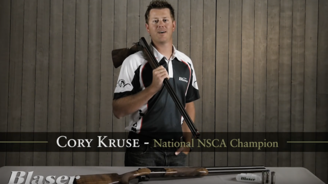 VIDEO: The ALL NEW Blaser F16 with Cory Kruse